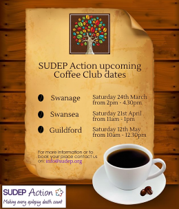 Coffee Club poster