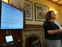 Jane at APPG