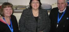 Rosie Cooper MP meets Joe and Ann Aindow
