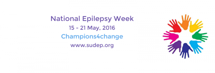 National Epilepsy Week