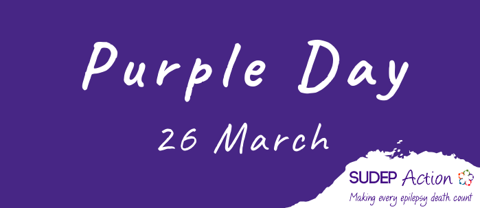 Purple Day Image