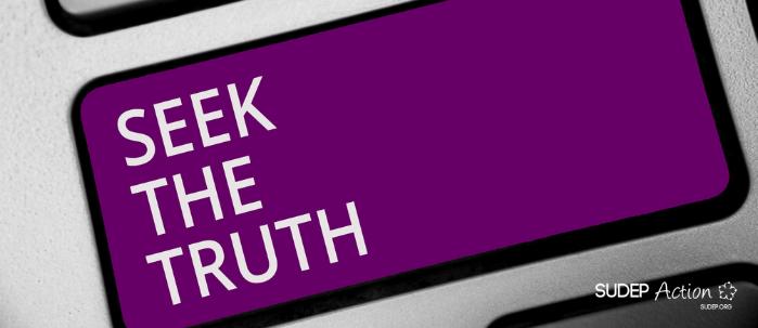 seek the truth